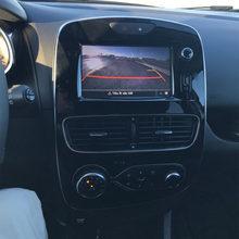 Cámara de visión trasera CCD para Renault Clio 4 IV 2012 ~ 2018 DC 12V, Monitor de aparcamiento de coche impermeable, vídeo HD de 170 grados