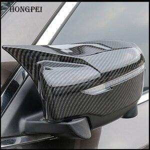 Image 5 - Acessórios do carro Para Nissan Juke 2015 216 2017 Porta Lateral Capa Espelho Retrovisor Rear View Sobreposição Adesivo Estilo Do Carro Guarnição