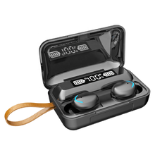 2000mah power bank ipx7 corda f9 f9-5 in-ear F9-5C 5.0 fone sem fio verdadeiro fone de ouvido bluetooth fone de ouvido sem fio fones de ouvido earbud