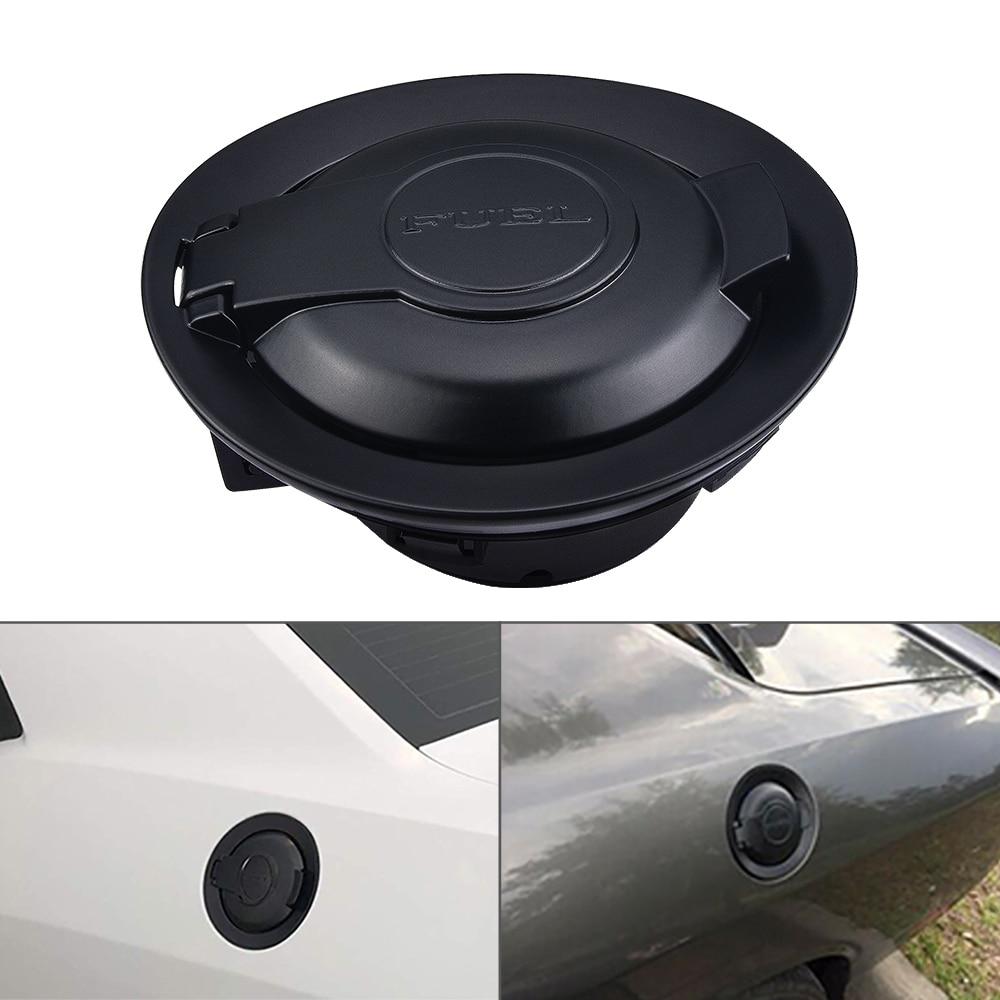 68250120AA Fit for Dodge Challenger Fuel Door Cover 2008-2019 Matte Black