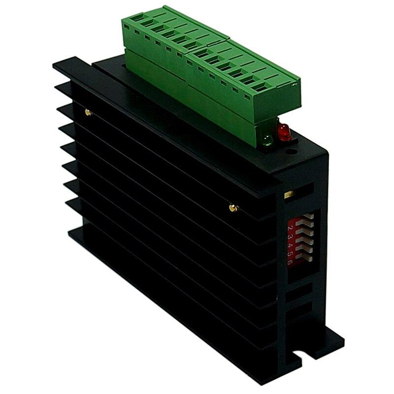 ABSF 3 шт. 42/57/86 Tb6600 шаговый двигатель драйвер 32 сегментов обновленная версия 4.0A 42Vdc для ЧПУ