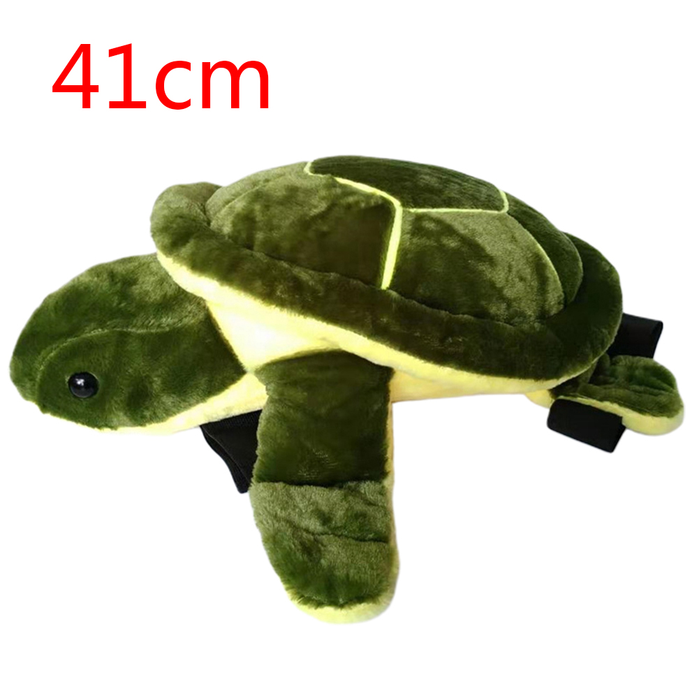 1pc Tortoise Cushion Knee Pads Adult Outdoor Sports Home Snowboarding Skating Hip Children Plush Skiing Gift Protective Gear