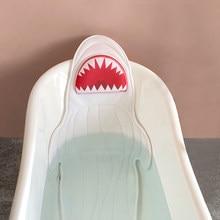 Shark Full Body Bath Pillow Upgraded Non-Slip Bath Cushion for Tub Spa Bathtub Pillow Mattress for body Rest Support
