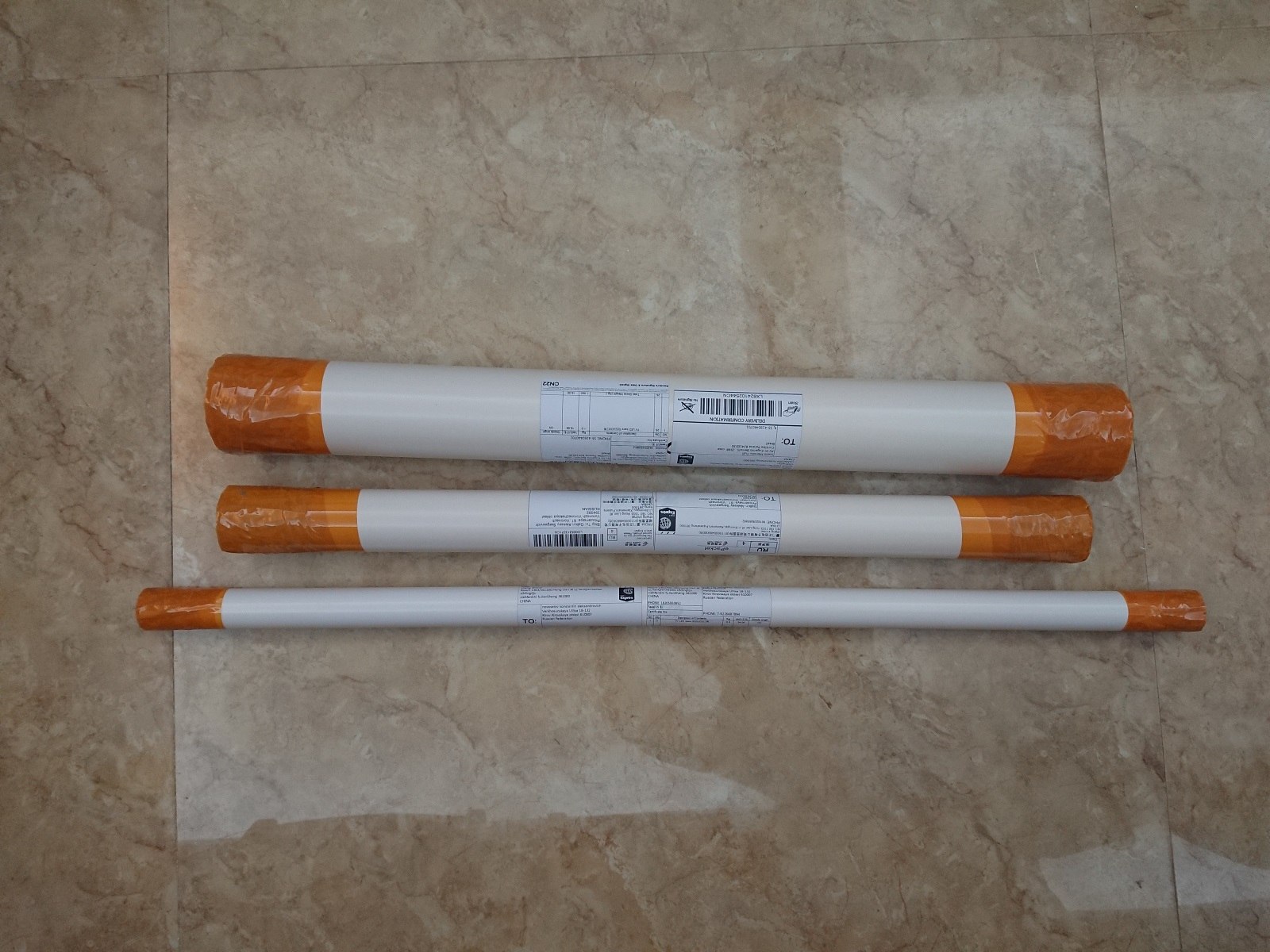 Image 5 - 3 PCS LED strip for LG 32LB5800 32LF560V LGIT UOT A B 6916L 1974A 1975A 6916L 2223A 2224A innotek DRT 3.0 32 WROOEE 0418D 0419Dstripstrip ledstrip a led -