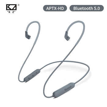 AK KZ Wireless Bluetooth Cable 5.0 APTX HD Upgrade Module Wire With 2PIN For KZ ZS10 Pro/ZST/AS06/AS10/AS16/ZSN PRO ZSX C10 TRN - DISCOUNT ITEM  41% OFF All Category