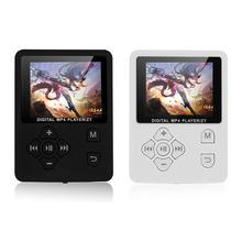 Mini odtwarzacz MP3 obsługa karty TF 32G 1 8 Cal kolorowy ekran przenośny odtwarzacz MP3 Bluetooth odtwarzacz muzyczny HiFi FM E-book Walkman tanie tanio docooler 6 9 * 5 1 * 0 9cm 2 71 * 2 0 * 0 35in Bateria litowa Dyktafon E-czytanie książki Radio FM Przeglądarka zdjęć