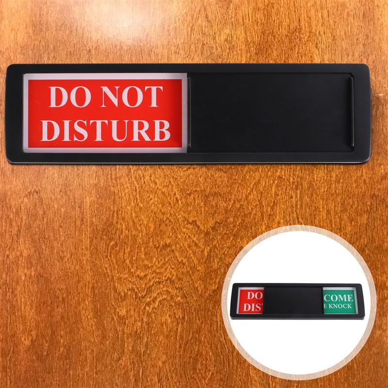 Privacy Sign Privacy Slide Door Sign Conference Room Office Indicator Do not disturb/welcome toilet Conference Room Office logo