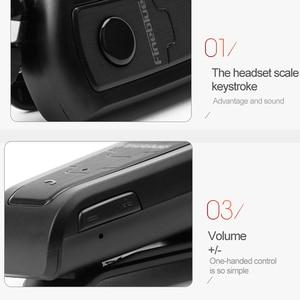 Image 3 - Fineblue F910 سماعة لاسلكية تعمل بالبلوتوث سماعة يدوي ستيريو بلوتوث سماعات كليب مع ميكروفون الهاتف تذكير رقمية للهاتف