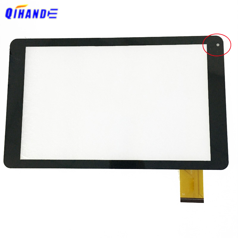 New For 10.1'' Inch XC-PG1010-055-0A-FPC Touch Screen Digitizer Sensor Tablet PC Replacement Front Panel XC-PG1010-055