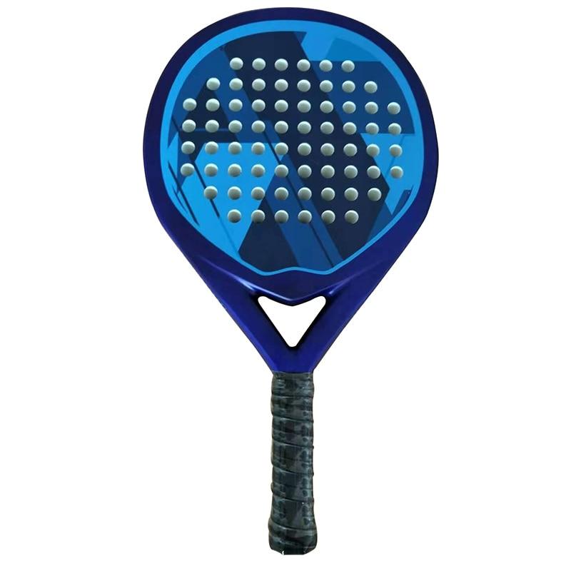 Raquette de Tennis professionnelle en carbone raquette de Tennis de plage souple EVA de haute qualité avec sac gratuit