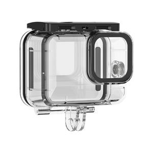 Image 1 - 50 متر مقاوم للماء واقية الغوص الإسكان غطاء ل Go Pro بطل 9 الأسود