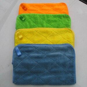 Image 4 - Auto Detaillering 40x30cm Auto Wassen Doek Microfiber Handdoek Car Cleaning Rag Voor Cars Dikke Microfiber Voor car Care Keuken