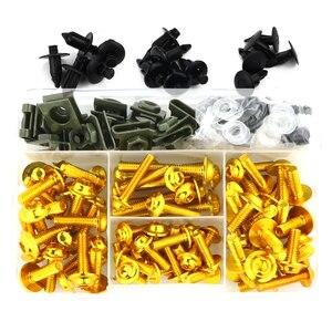 Image 3 - Verkleidung Schrauben Kit Schrauben Für Honda VFR750 VFR750F VFR800 VFR800X Crossrunner VFR1200X Crosstourer VTR1000 VTR1000F VFR1200F