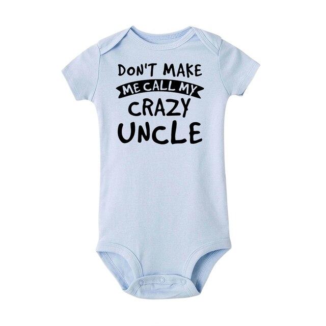 Crazy Uncle Onesie 4