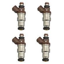 Nuovo di Alta qualità 4 pz/lotto Iniettori Carburante 23250 75050 23209 79095 per TOYOTA Prado J90 HILUX RZN HIACE RCH 3RZ FE 2.7L 3RZFE RZJ