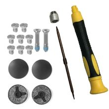 New For A1369 A1370 A1465 A1466 Rubber Bottom Case Cover Feet Foot Kit Screws Set Screwdriver TOOL for Macbook Air 11