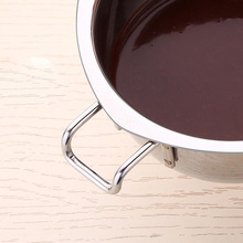 Нержавеющая сталь шоколадный сыр плавильный горшок Сковорода чаша DIY Аксессуары Инструмент и
