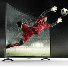 32 Inch/43 Inch Grote Scherm Gebogen TV HDMI Smart 3000R Kromming TV Versie 1920x1200 HD HDMI VGA Input 110 V-220 V(China)