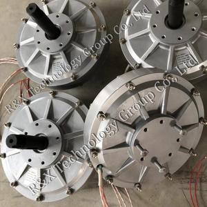 Image 5 - CE 3000W 3KW 1200RPM 380V AC Disc PMG Inner Rotor Three Phases Coreless Permanent Magnet Generator Alternator