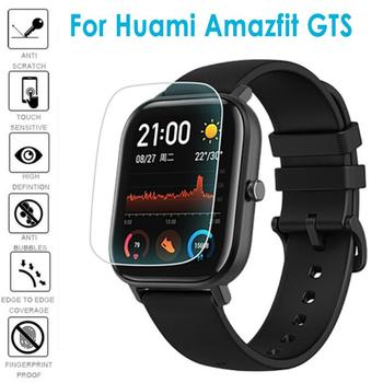 Protective Glass for Huami Amazfit GTS Tempered Glass Screen Protector for Amazfit GTS watch Glass A