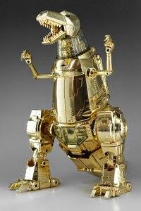 Image 4 - MP08 ボックス男児変換MP 08 特大電着バージョンアクションフィギュアkoロボットおもちゃ