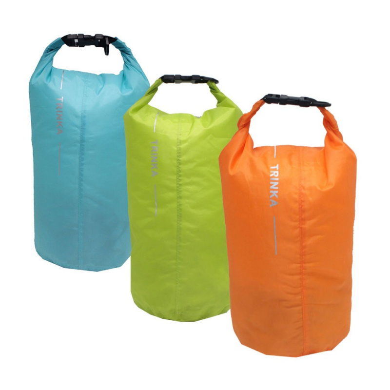New 8L Swimming Bag Portable Dry Bag Waterproof  Sack Storage Pouch Bag For Camping Hiking Trekking Boating