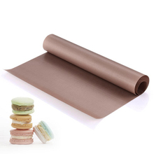 1 шт. 60X40 см антипригарная масляная ткань маслостойкая льняная высокотемпературная ткань с масляной бумагой антипригарная масляная ткань