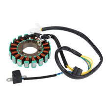 Motor Portable Engine Easy Install Stator Accessories Magneto Generator Motorcycle Ignition Coil Direct Fit For Suzuki GN250