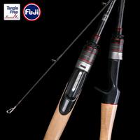TSURINOYA Fishing Rod ELITE Ⅲ High Quality Spinning Bait Casting Bass Rod M L ML MH 1.95m 2.03m 2.09m 2.13m Fuji Accessories