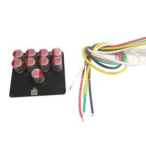 Image 2 - Equilíbrio li ion lifepo4 lto bateria de lítio ativo equalizador paralelo placa bms transferência de energia bms 3s 4S 5S 6s 7s