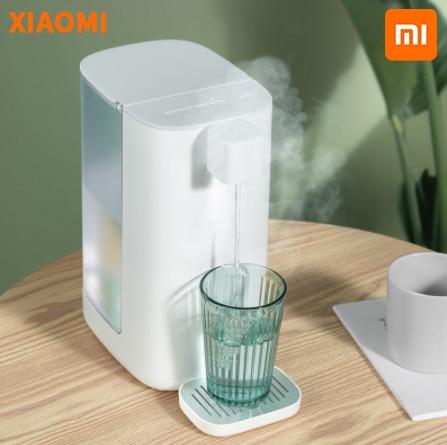 NEW XIAOMI MIJIA XINXIANG 3.0L Xiaomi Water Dispenser Portable Water Heater Instant Heat Water Pump Safety Material 4 Modes