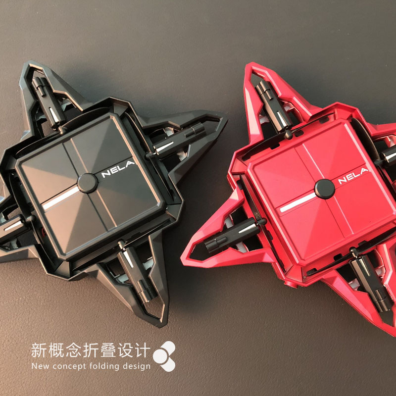 S11 Mini Square Folding Aerial Photography Quadcopter Pressure Set High Remote Control Aircraft Unmanned Aerial Vehicle Toy