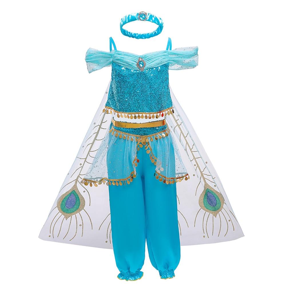 H3e46ace51ab64c9bbf3bb4fb0222aadeu Unicorn Dress Birthday Kids Dresses For Girls Costume Halloween Christmas Dress Children Party Princess Dresses Elsa Cinderella