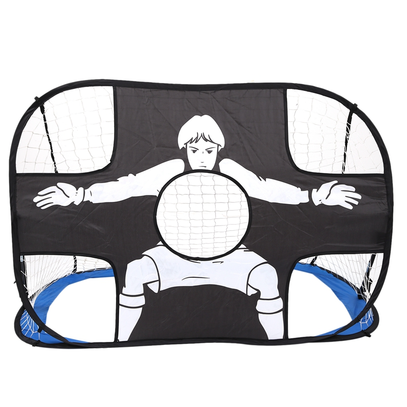 Portable Children's Soccer Goal Children Indoor And Outdoor Toys Small Soccer Goal Frame Indoor And Outdoor Beach Gantry