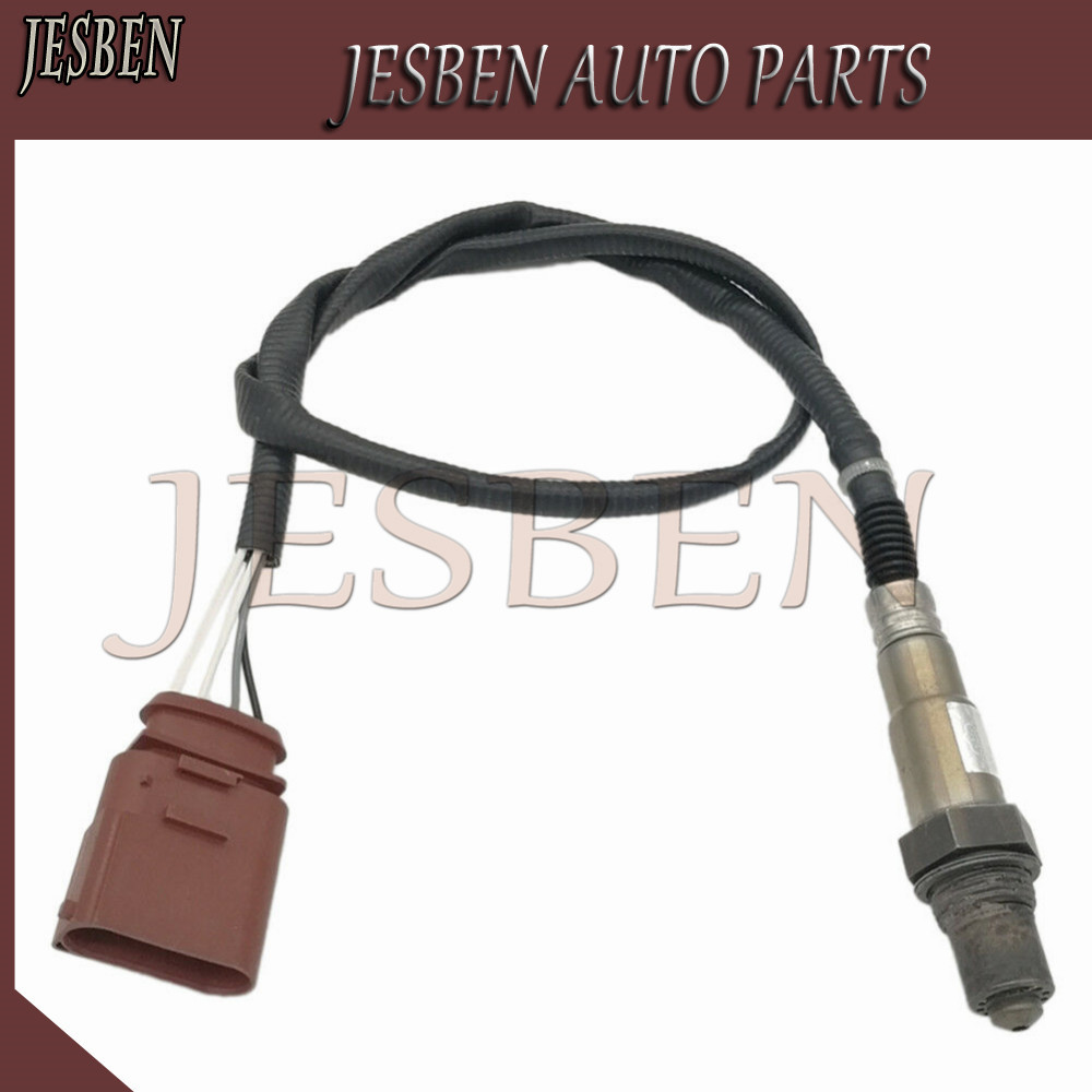 022906262BH 0258006559 Rear Lambda Probe O2 Oxygen Sensor Fit For VW GOLF 2.8L TOUAREG 3.2L JETTA PASSAT PHAETON AUDI A4 A8 TT