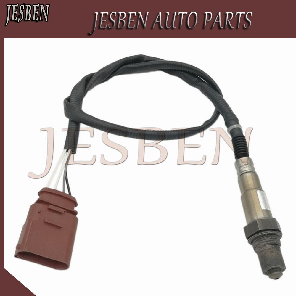 022906262BH 0258006559 Rear Lambda Probe O2 Oxygen Sensor Fit For VW GOLF 2.8L TOUAREG 3.2L JETTA PASSAT PHAETON AUDI A4 A8 TT