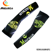 1 Pair Sports Arm Warmers Cycling Running Sleeve Bike Compression Cuffs Bicycle Cover Manguito Ciclismo Brazo