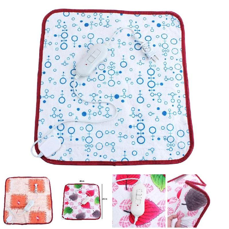 Hot 40*40cm 20W Dog Cat Electric Heat Pad Temperature Adjustable Pet Bed Blanket Puppy Kitten Bunny Heater Mat FQ-ing
