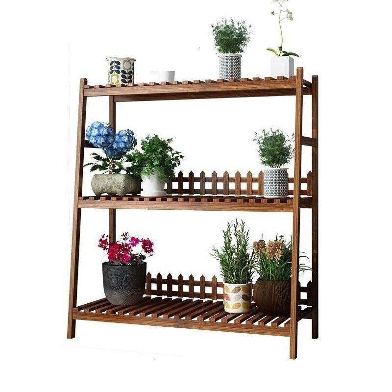 Estanteria Macetas Estante Para Plantas Garden Shelves For Dekoration Outdoor Stand Stojak Na Kwiaty Balcony Flower Plant Shelf