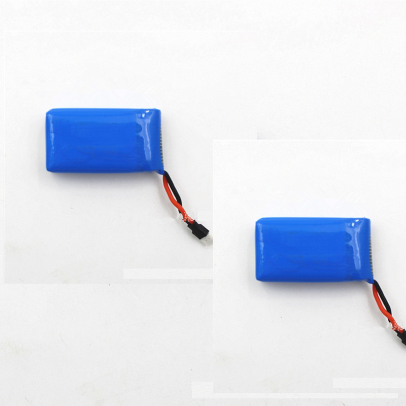 Free Shipping DM009 Remote Control RC helicopter Spare Parts 2pcs or 3pcs <font><b>battery</b></font> <font><b>7.4V</b></font> <font><b>600mah</b></font> <font><b>Lipo</b></font> <font><b>Battery</b></font> image