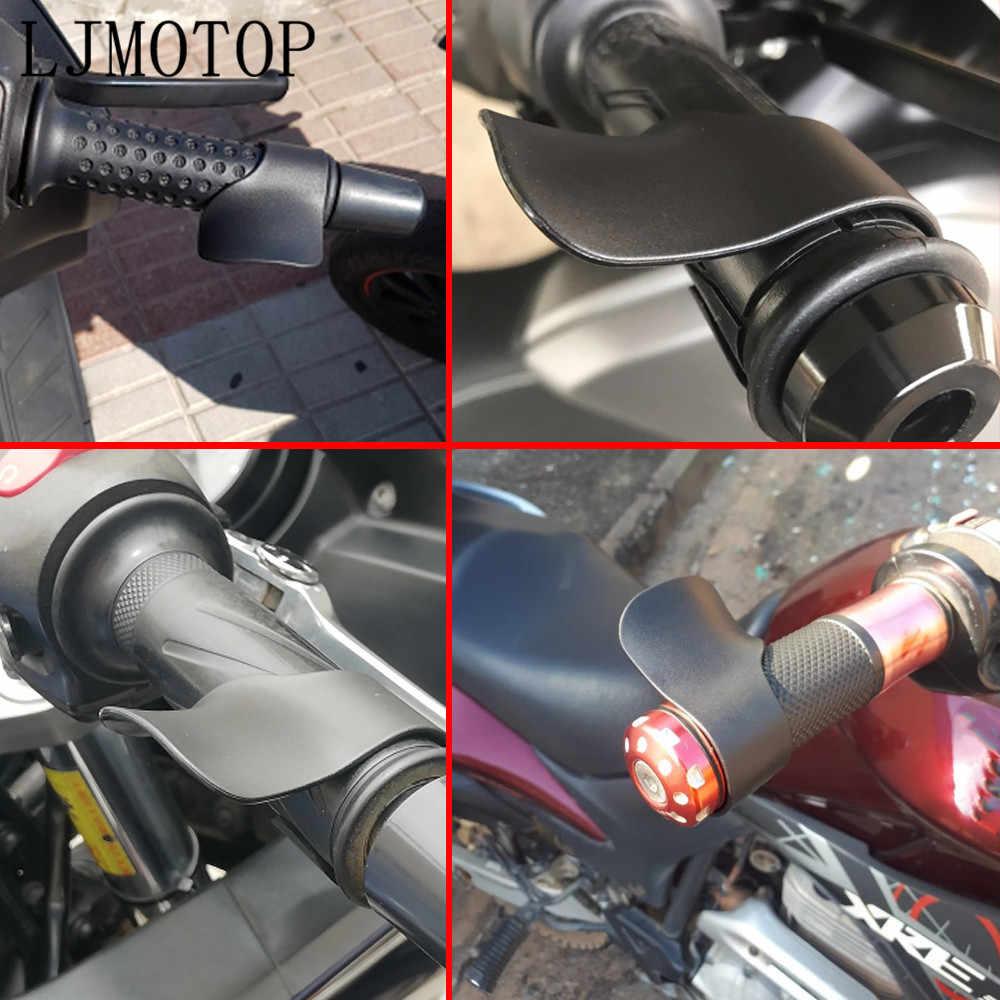 สำหรับ Honda CB650R CB125R CB400SF CB1100 CB600F รถจักรยานยนต์คันเร่ง Grips WRIST REST Cruise คันเร่งควบคุม Assist Universal