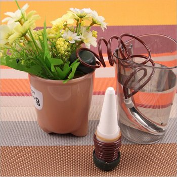 1pcs/3pcs/6pcs Automatic Plant Watering Stakes Flower Pot Automatic Watering Device Watering Device Drip Irrigation Gardening 4pcs set plastic automatic watering device plant watering irrigation spray bottle 4pcs agricultural watering can