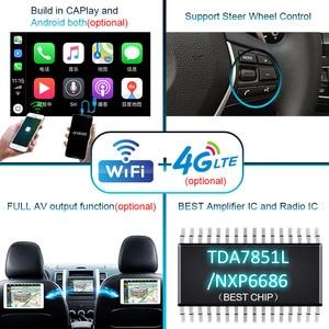 Image 5 - PX6 سيارة نظام ذكي 2 الدين راديو أندرويد 10 شاشة ل مقعد إيبيزا MK4 6J 2009 2013 autoradio مشغلات الفيديو الوسائط المتعددة دي في دي