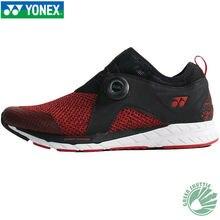 Оригинальные кроссовки для бадминтона Yonex SHR350MEX, дышащая Спортивная обувь для бега