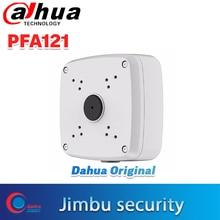 DAHUA крепление IP цилиндрическая камера кронштейны распределительная коробка PFA121 Поддержка IP камера IPC HDW4631C A CCTV аксессуары камера