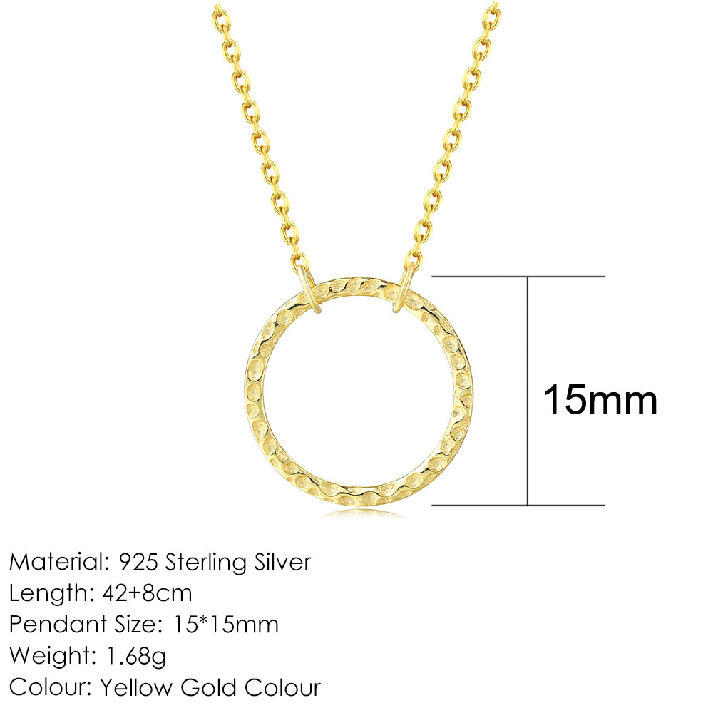 15mm-14K Gold