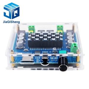 Image 3 - XH A105 Bluetooth 5.0 TDA7498 דיגיטלי מגבר לוח 2x100W רמקול סטריאו אודיו AMP מודול תמיכה TF כרטיס AUX