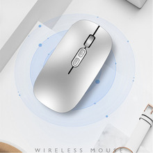 New 1600 DPI USB Optical Wireless Computer Mouse 2.4G Receiver Super Slim Mute For PC Laptop sh#