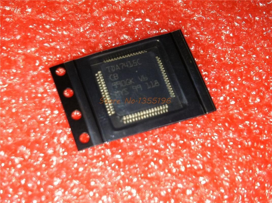 1pcs/lot TDA7415CCB TDA7415C TDA7415 TQFP-64 In Stock