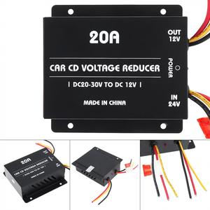 20A 360W DC 24V to 12V Power C